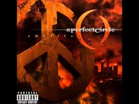 A Perfect Circle '2004' eMOTIVe