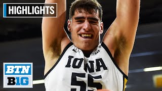 The Best Of Iowa Hawkeyes Basketball: 2019-2020 Top Plays | B1g Basketball