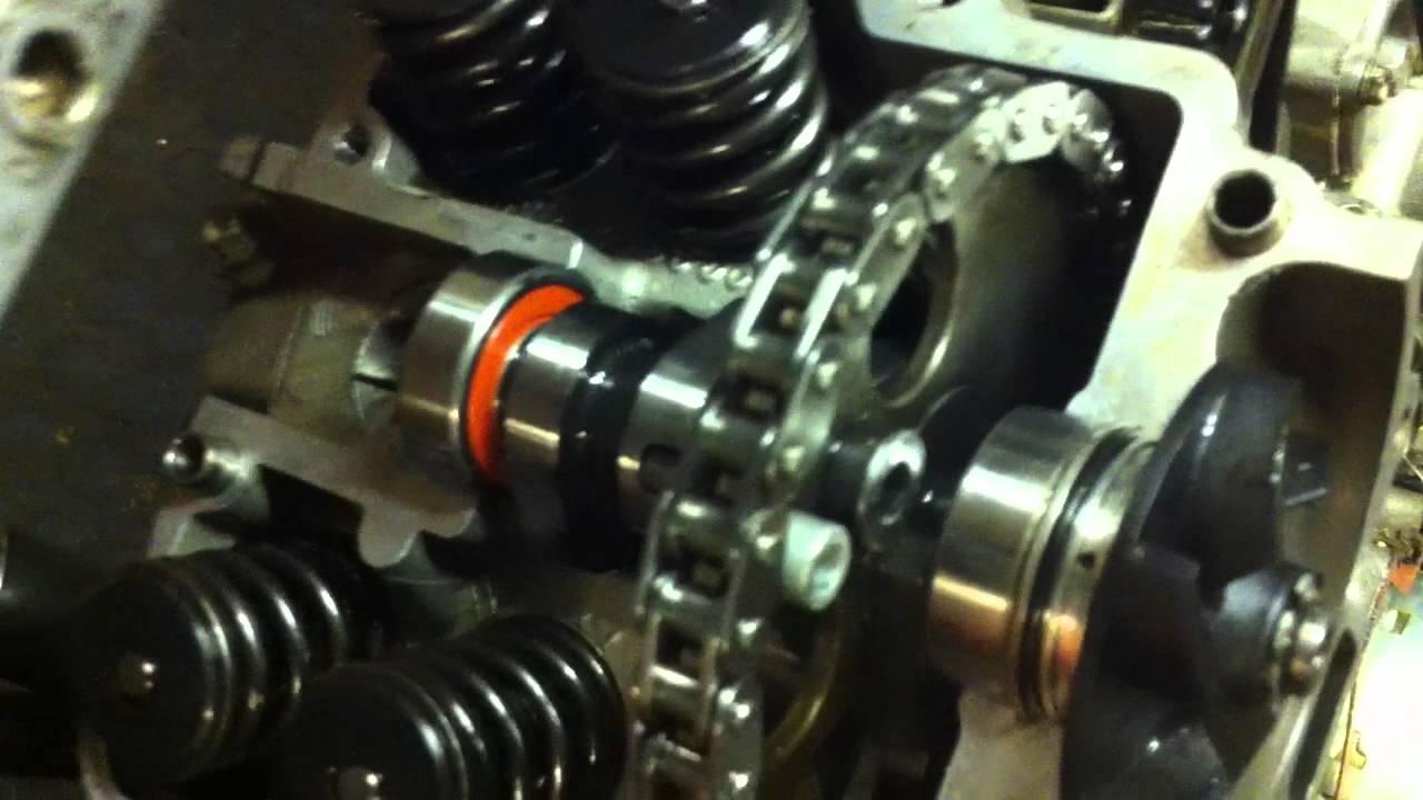 Ktm  Motor Swap