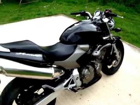 My Honda Cb600f Hornet 04 Black Youtube