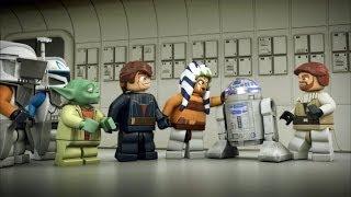 Лего Звездные войны! Lego Star Wars! Эпизод 1! Часть 5! Серия 15!