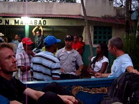 Trouble in Jarabacoa for bad service on Pico Duarte hike, Dominican Republic -part 3