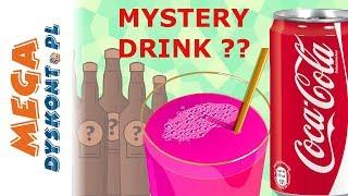 Drink Challenge • Tajemniczy napój • Słomkołaki z Biedronki • gry dla dzieci