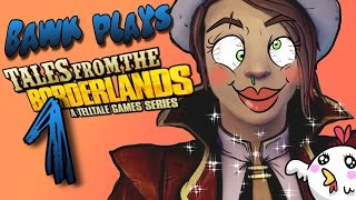 Let's Play Tales From The Borderlands: Episode One - Zer0 Sum! Part 1