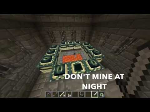 Don't Mine At Night (pony Version)Minecraft /Dashsnail