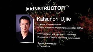 Yamaha The Sound Master Katsunori Ujiie