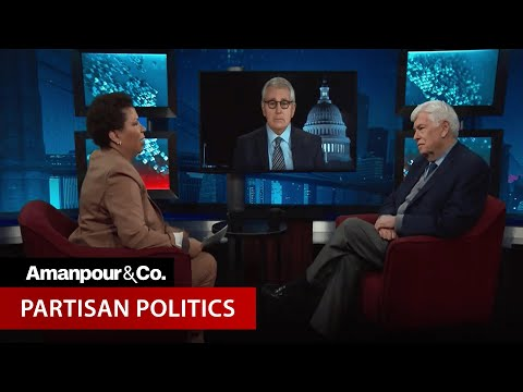 Former Senators Condemn Partisanship In The United States | Amanpour And Company