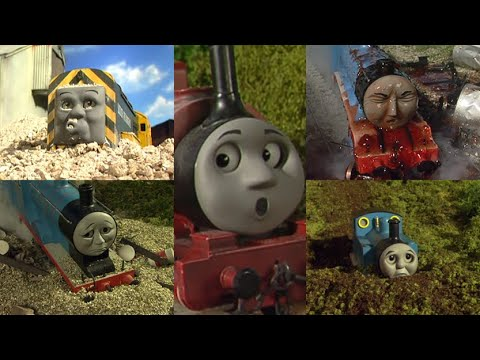Download Thomas and Friends Crashes & Accidents (Series 9 - 11 w/ Specials)