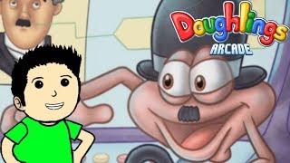 Doughlings: Arcade Gameplay | BUST-A-MOVE MIRACLE BALLS? | Doughlings Arcade Part 1 | Game