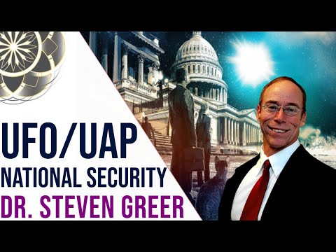 Steven Greer: UFOs & The Deep National Security State