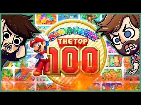 THEY MESSED IT UP?!? | Mario Party Top 100