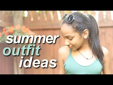 Summer Outfit Ideas 2018 | Morgan Jean