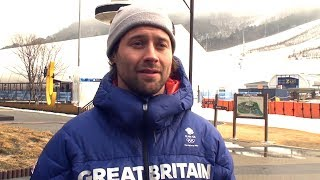 Billy Morgan On Winning Winter Olympic Bronze