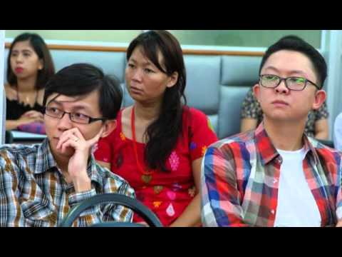"Money Talk "" Distribution Business in Myanmar "" (Episode 8 - 1)"