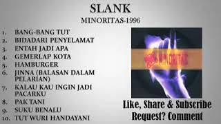 SLANK FULL ALBUM MINORITAS 1990