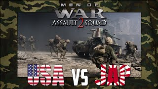 Men of War: Assault Squad 2: GSM XI - South Peleliu Airfield