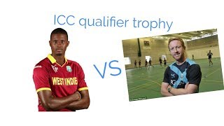 Westindies VS Scotland.......qualifier matches of worldcup Video