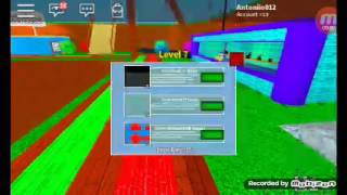 Roblox: ripull minigames spelen #2