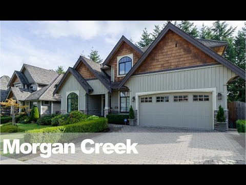 Morgan Creek - South Surrey BC ( White Rock ) + homes for sale in MORGAN CREEK right NOW.