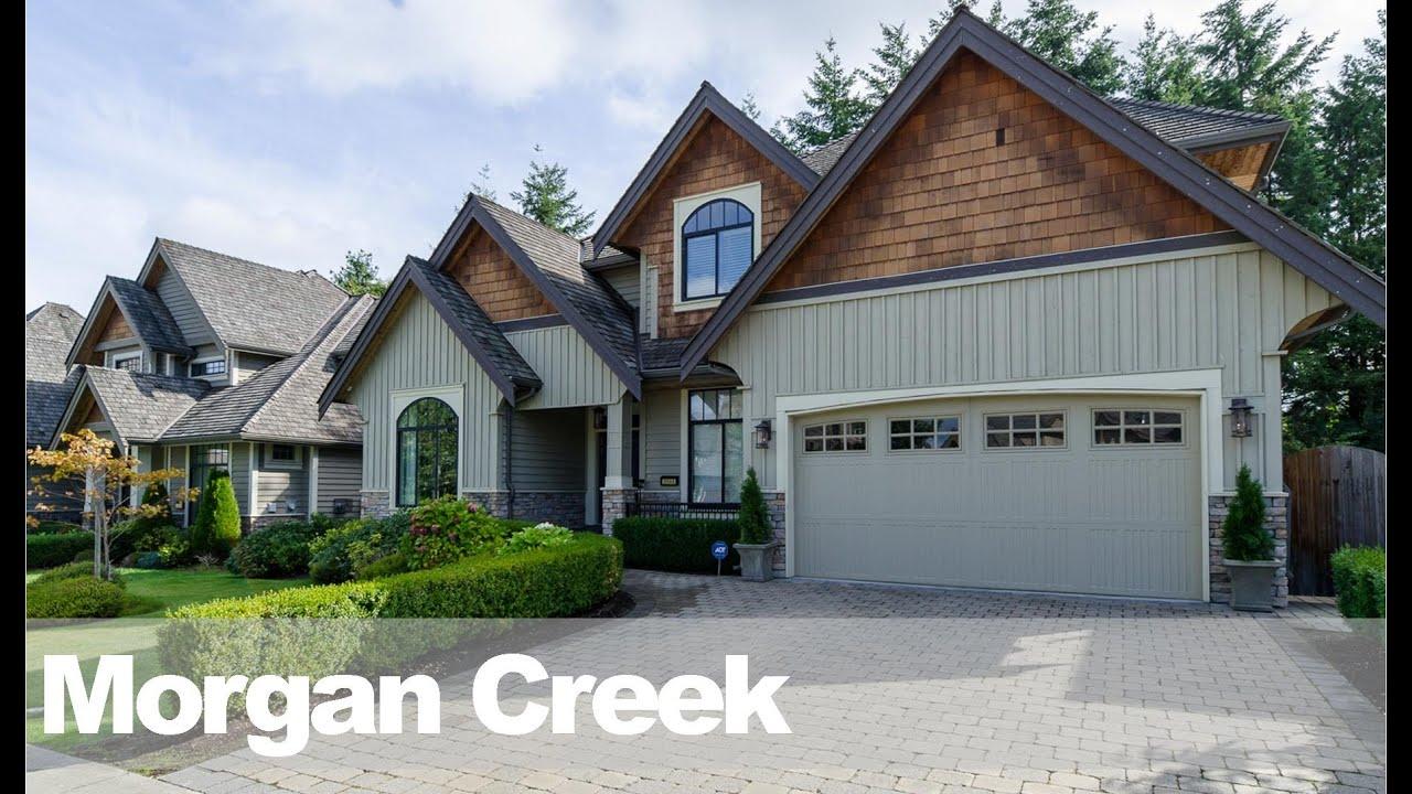 Morgan Creek Surrey Homes For Sale