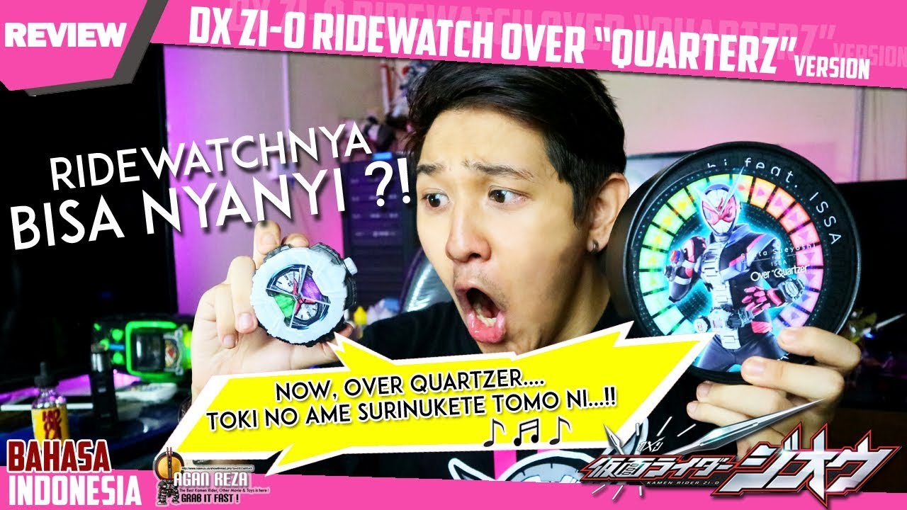 DX REVIEW - DX ZI-O RIDEWATCH OVER