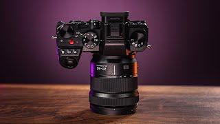 The PANASONIC S5: A STRANGE but POWERFUL Camera