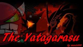[Geometry dash] - 'The Yatagarasu' by manix648 (All Coins)