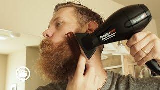4 Minute Beard Grooming | Eric Bandholz