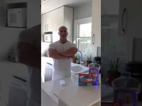 Mr. Clean Contest 2016 - The Real Mr. Clean - YouTube Real Mr Clean