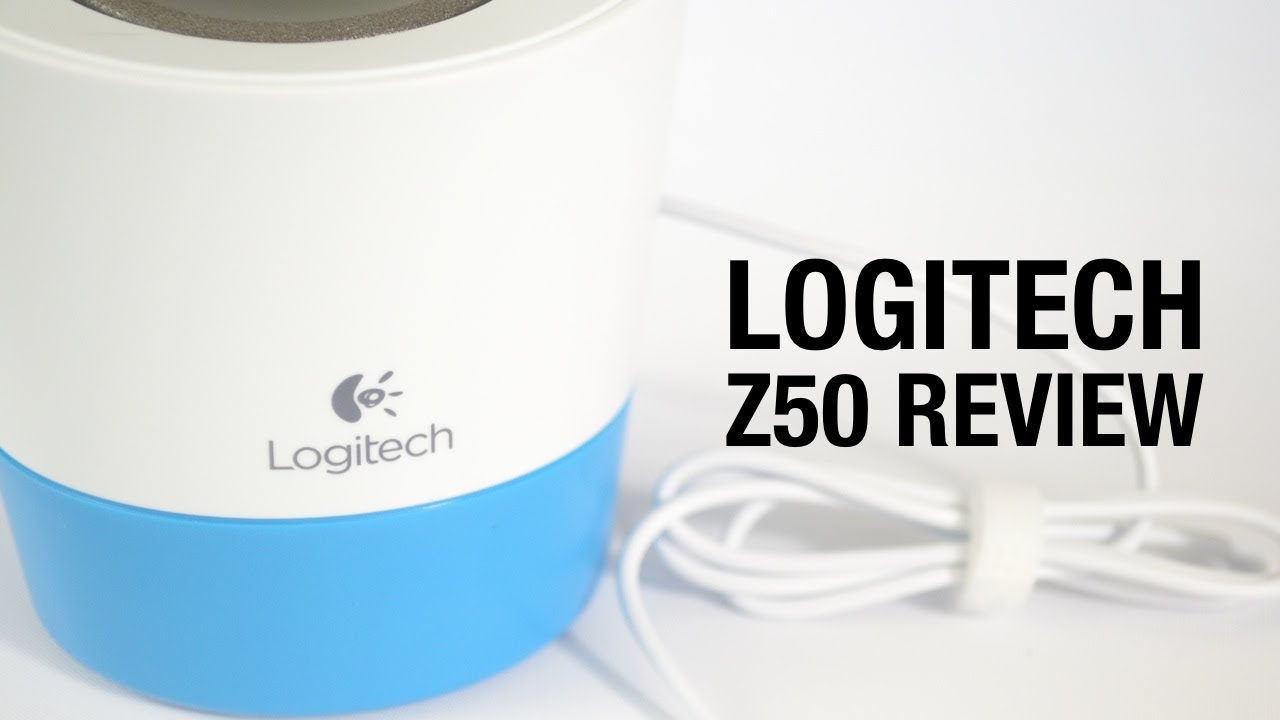 e339edd8983 Logitech z50 Review - YouTube