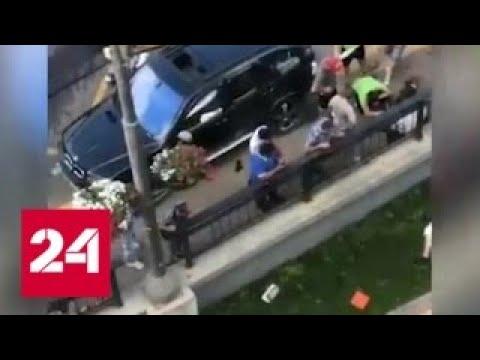 ДТП в Новой Москве: скончался один из потерпевших - Россия 24