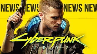 New Cyberpunk 2077 E3 2019 News Revealed! Public Gameplay Confirmed by CDPR! New Wallpaper Analysis