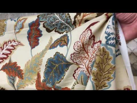 Noisette 3 Autumn -- Drapery Fabric -- By Duralee