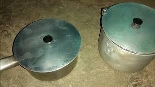 Крышка для  котелка и  сковородки  своими руками  (EW8OO)(, 2017-11-16T19:29:01.000Z)