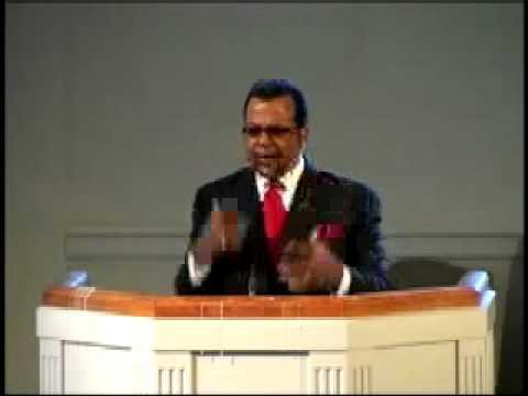 Carlton Pearson preaching 'GOD: The Birth' at All Souls Unitarian Church Tulsa, OK