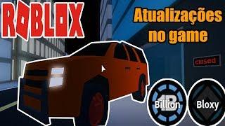 Roblox: JailBreak - NOVO carro SUV, NOVAS rodas, nitro GRÁTIS DIARIAMENTE e mais...
