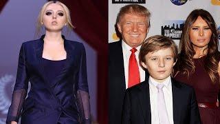 10 Weird Facts About Trump's Kids