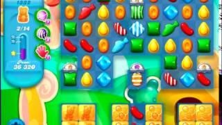 Candy Crush Saga SODA Level 1332 CE
