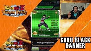 Goku Black Banner 100 Steine Summons - Dokkan Battle [Deutsch]