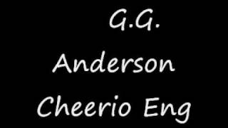 g g anderson - cheerio