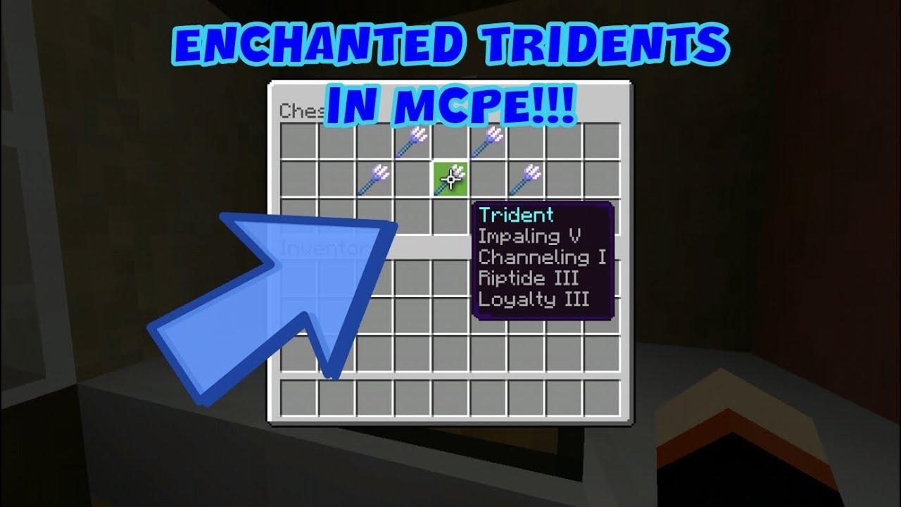 Riptide 8 Minecraft