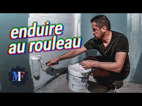 Enduire Au Rouleau Youtube