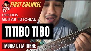 Baixar Guitar Tutorial - Titibo Tibo - Chords ng ginawa kong cover
