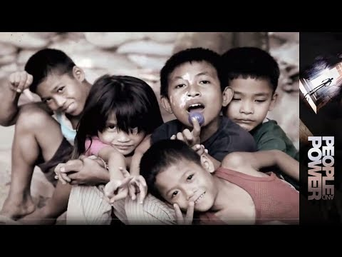 Cambodia's Orphan Business - People & Power