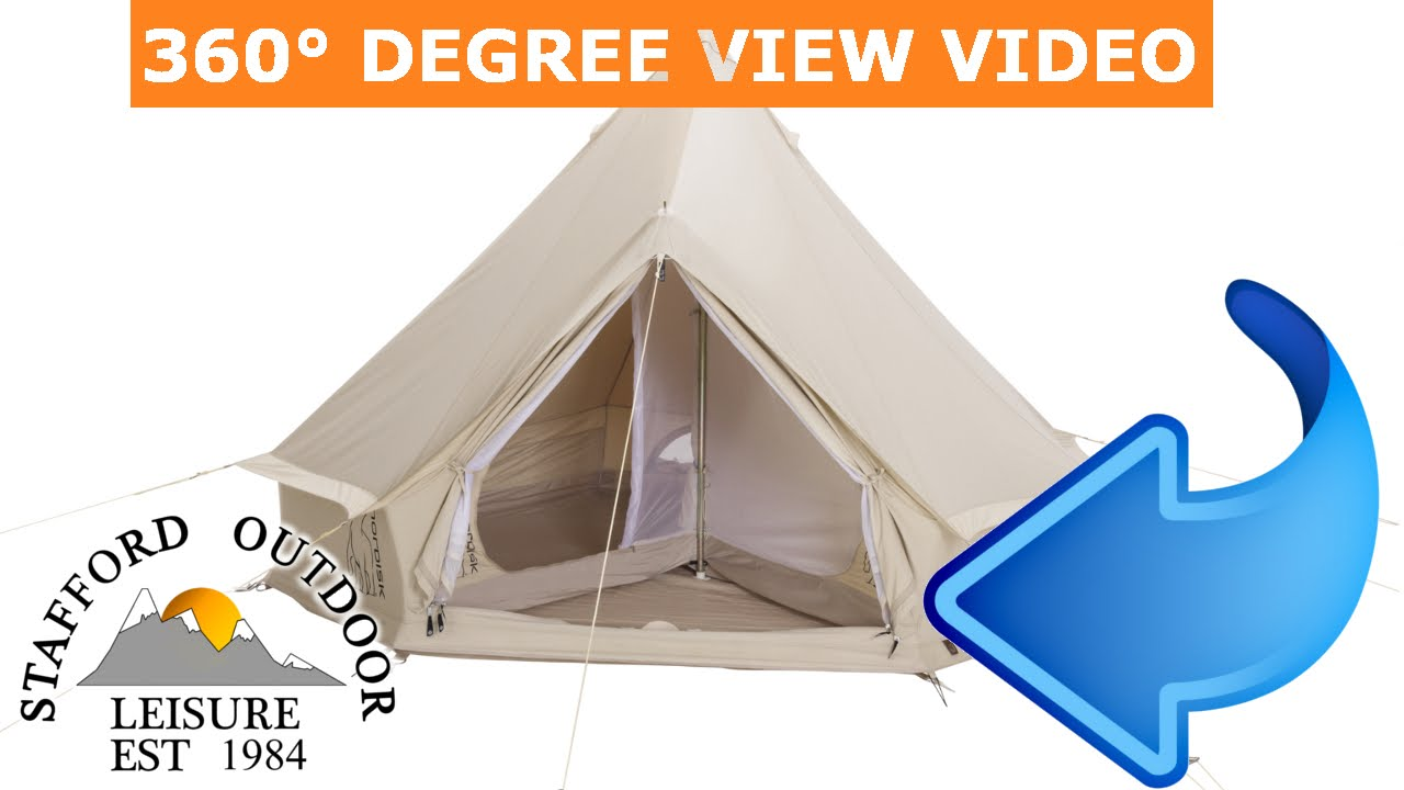 Nordisk Legancy Asgard tent 360 Degree View from the Outside  sc 1 st  YouTube & Nordisk Legancy Asgard tent 360 Degree View from the Outside - YouTube