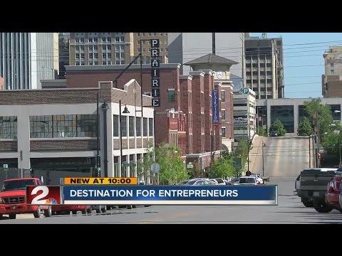 Tulsa A Destination For Young Entrepreneurs