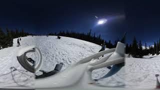 Summit 360: Cross-country ski break on Hoosier Pass