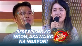BEST FRIEND KO NOON, ASAWA KO NA NGAYON! | Bawal Judgmental | November 27, 2020