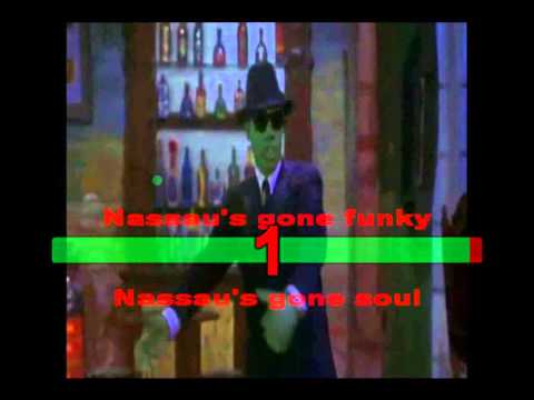 Blues Brothers   funky nassau karaoke mr.Magic mp4