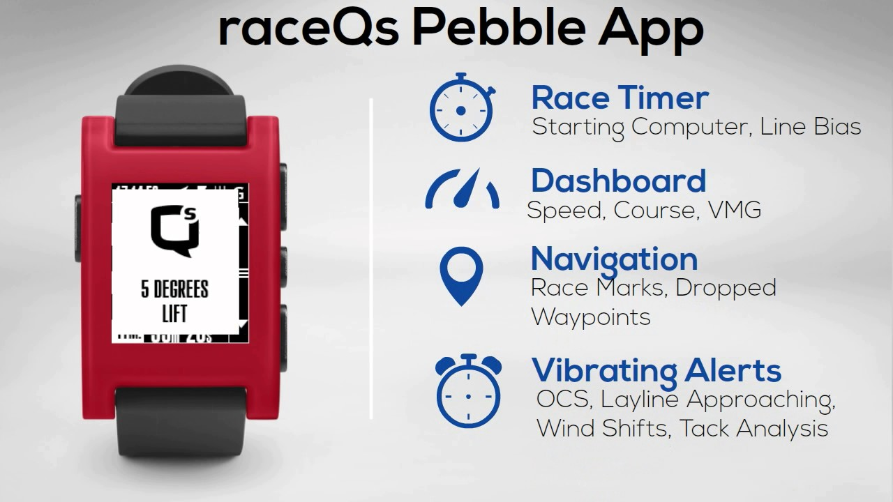 Introduction to Pebble Sailing App